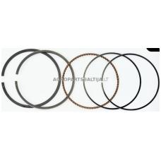 Stūmoklio žiedai Honda GX340, GXV340, išmatavimai cilindro mm 82 (standartiniai)