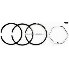 Stūmoklio žiedai TECUMSEH, išmatavimai cilindro mm 63,50 (standartiniai) modeliams: BV, BVL, BVS, ECV90, H35, Premier OHV, LAV, LV, TVS90.