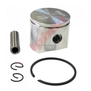 Stūmoklio komplektas Husqvarna, išmatavimai cilindro mm 40, modeliams: 142