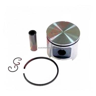 Stūmoklio komplektas Husqvarna, išmatavimai cilindro mm 42, modeliams: 45