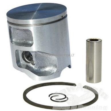 Stūmoklio komplektas Husqvarna, išmatavimai cilindro mm 46, modeliams: 560
