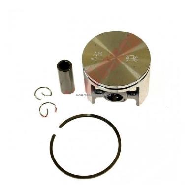 Stūmoklio komplektas Husqvarna, išmatavimai cilindro mm 52, modeliams: 272