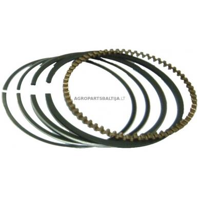 Stūmoklio žiedai NAC T575, T675 ir kitiems kiniškiems varikliams. Išmatavimai 70 mm