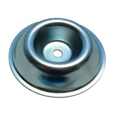 Trimerio peilio tvirtinimo lėkštelė. 85,00 mm x 8,00 mm, aukštis 12,00 mm