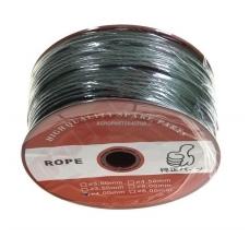 Užvedimo starterio virvė.Išmatavimai: 4,0 mm x 100,0 m.